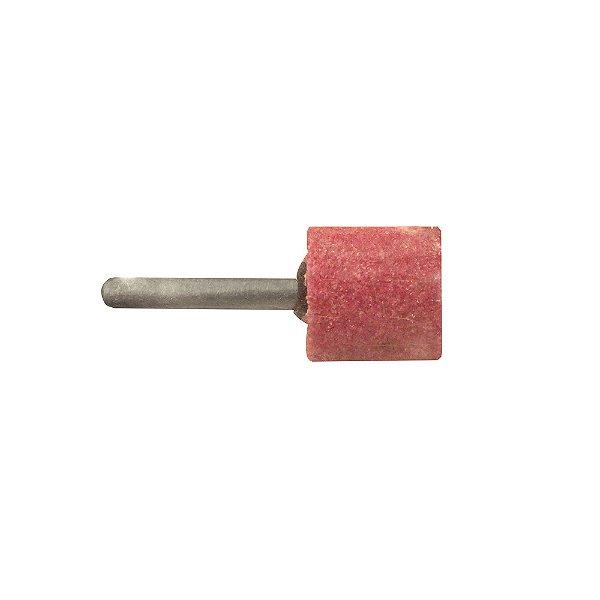Caixa com 10 Rebolo Ponta Montada C220 Encartelado Haste 6,4 mm