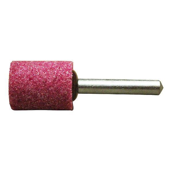 Caixa com 20 Rebolo Ponta Montada W205 Rosa D2