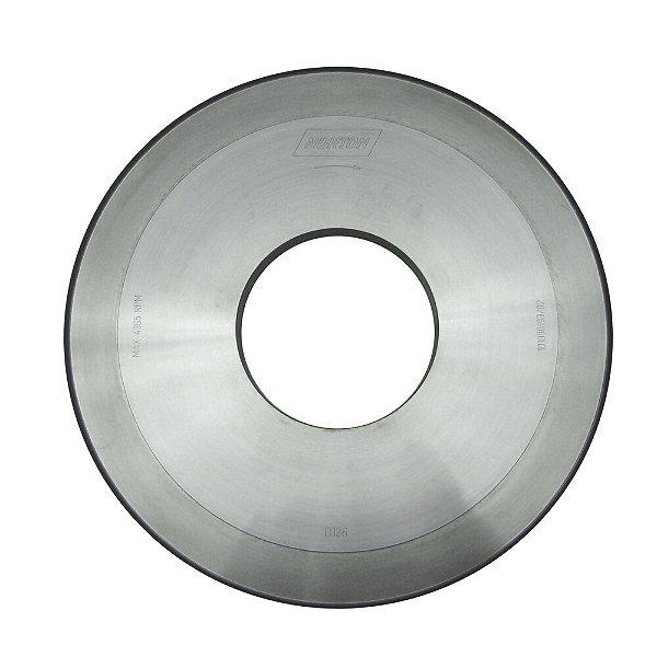 Rebolo Reto Diamantado KN-1A1 250x15x3x76,2 mm D126 Caixa com 1