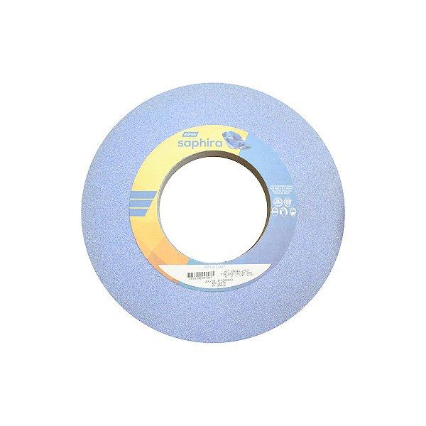 Rebolo Saphira Ferramentaria Premium Óxido de Alumínio Cerâmico Reto 304,8 x 31,80 x 127 mm 5NQ46-JVS3 Caixa com 1