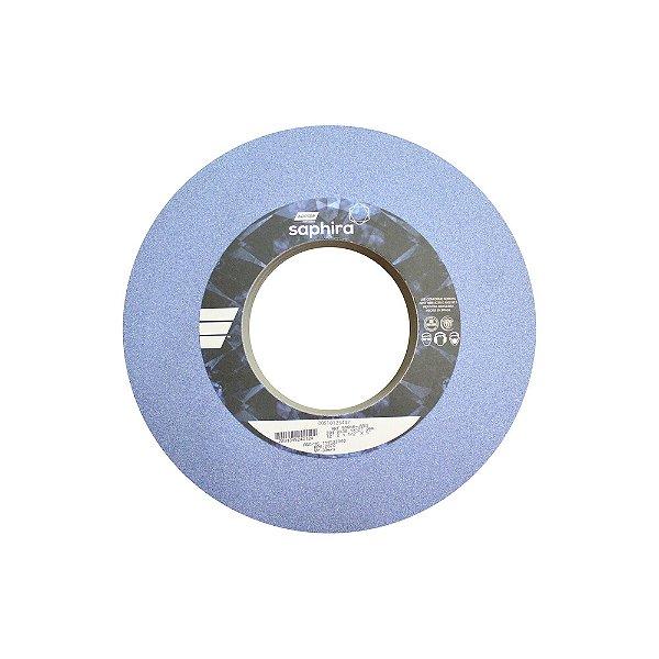 Caixa com 1 Rebolo Saphira Ferramentaria Premium Óxido de Alumínio Cerâmico Reto 304,8 x 38,10 x 127 mm 5NQ46-JVS3
