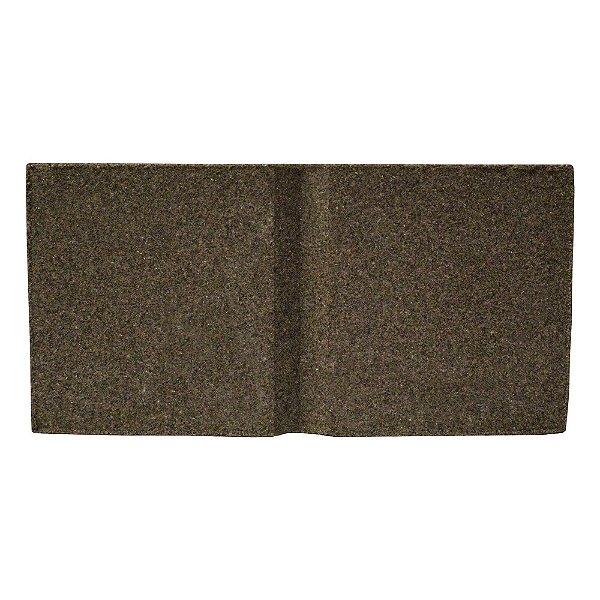 Rebolo Tijolo Manual Óxido de Alumínio Marmoraristas e Graniteiros 152,4 x 76,2 x 50,80 mm TJ PE-72 Grão 60 Caixa com 12