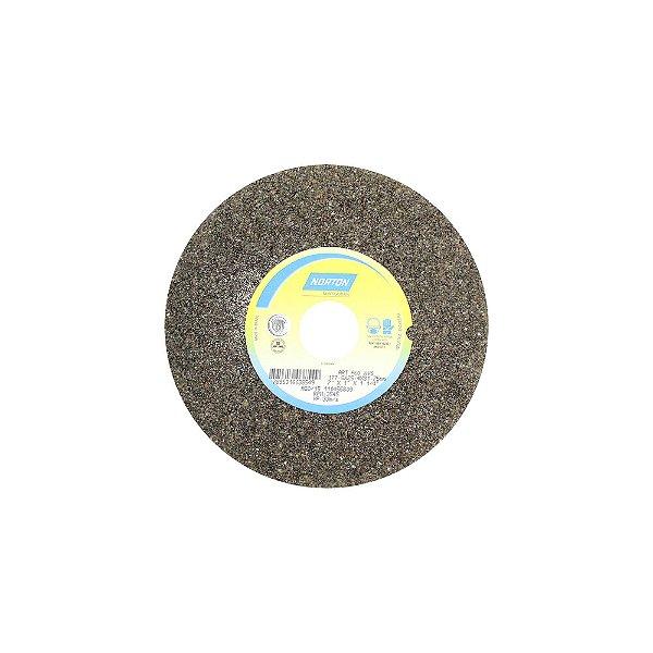 Caixa com 3 Rebolo Uso Geral Desbaste de Metal Óxido de Alumínio Marrom Reto 177,80 x 25,40 x 31,75 mm A60NVS