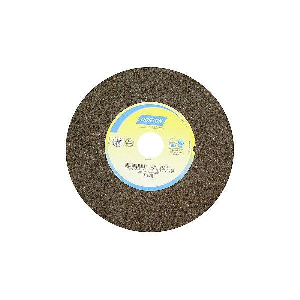 Caixa com 1 Rebolo Uso Geral Desbaste de Metal Óxido de Alumínio Marrom Reto 254 x 31,80 x 38,10 mm A24RVS
