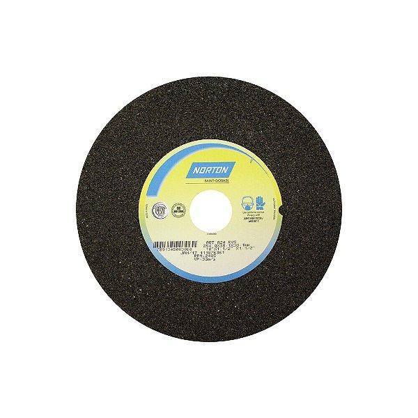 Caixa com 1 Rebolo Uso Geral Desbaste de Metal Óxido de Alumínio Marrom Reto 254 x 38,10 x 38,10 mm A24RVS