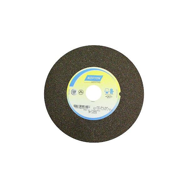 Caixa com 1 Rebolo Uso Geral Desbaste de Metal Óxido de Alumínio Marrom Reto 254 x 38,10 x 38,10 mm A46OVS