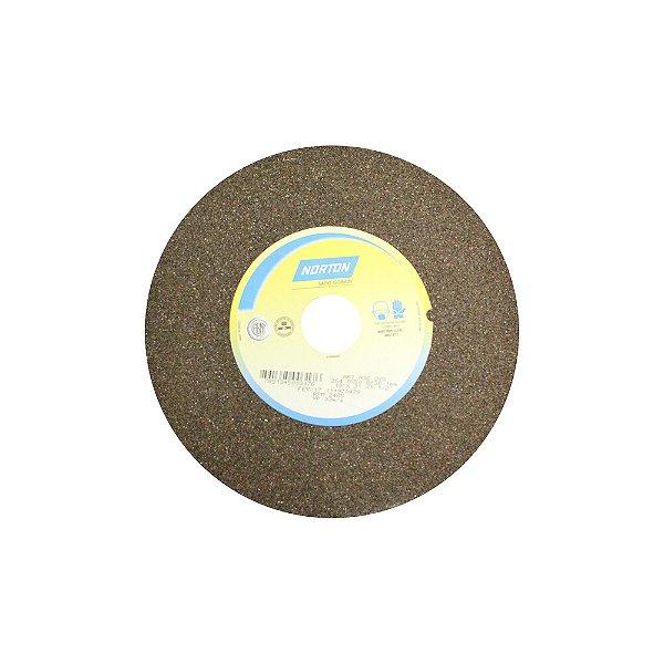 Caixa com 1 Rebolo Uso Geral Desbaste de Metal Óxido de Alumínio Marrom Reto 254 x 50,80 x 38,10 mm A36QVS