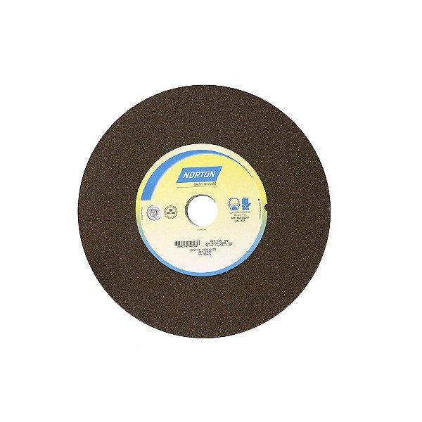 Caixa com 1 Rebolo Uso Geral Desbaste de Metal Óxido de Alumínio Marrom Reto 304,80 x 31,80 x 38,10 mm A46OVS