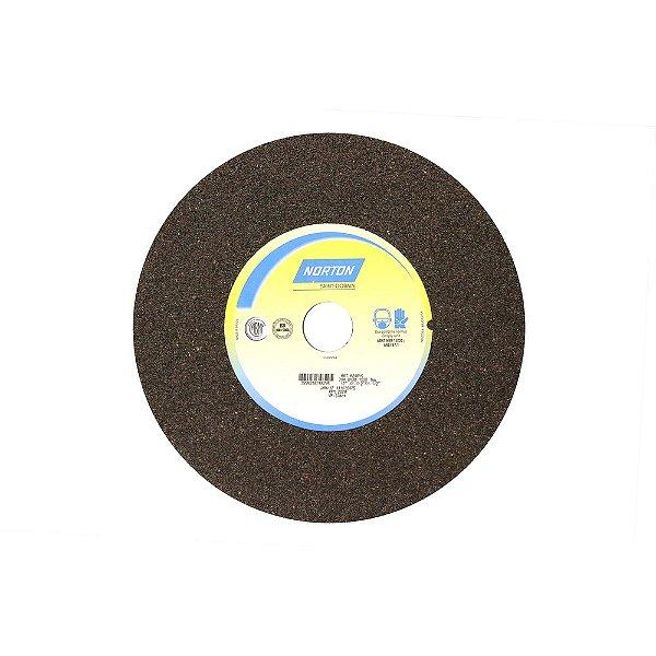 Caixa com 1 Rebolo Uso Geral Desbaste de Metal Óxido de Alumínio Marrom Reto 304,80 x 38,10 x 38,10 mm A24RVS