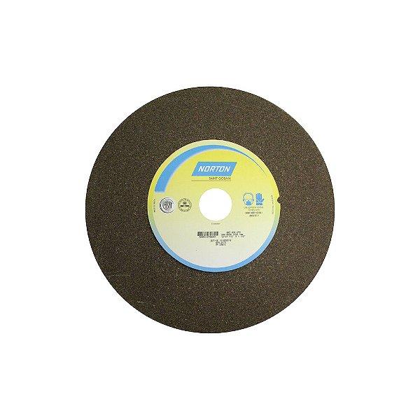 Caixa com 1 Rebolo Uso Geral Desbaste de Metal Óxido de Alumínio Marrom Reto 304,80 x 38,10 x 38,10 mm A36QVS