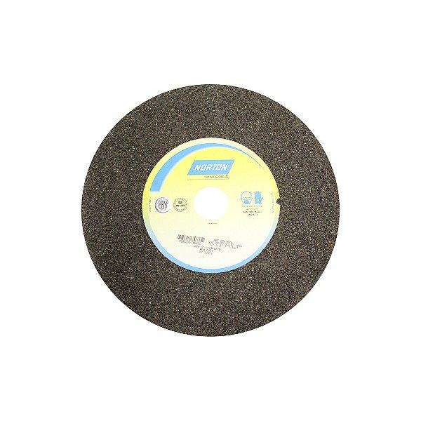 Rebolo Uso Geral Desbaste de Metal Óxido de Alumínio Marrom Reto 304,80 x 50,80 x 38,10 mm A24RVS Caixa com 1
