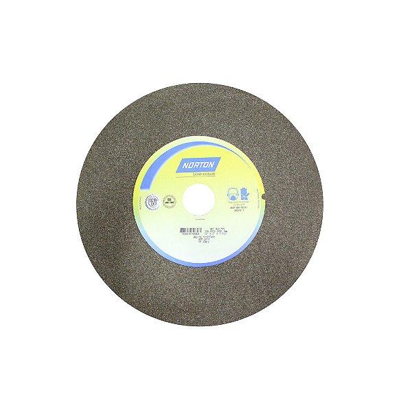 Rebolo Uso Geral Desbaste de Metal Óxido de Alumínio Marrom Reto 304,80 x 50,8 x 38,10 mm A60NVS Caixa com 1