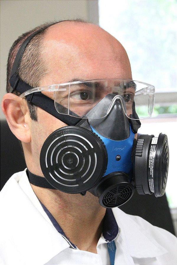 Caixa com 2 Respirador / Máscara Semifacial