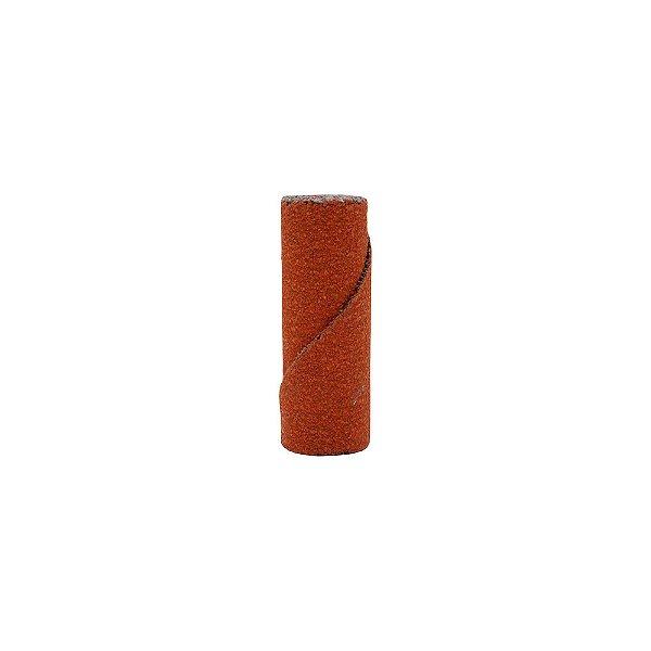 Pacote com 20 Rolo Cartucho de Lixa R920 Grão 120 12,7 x 38 x 3 mm