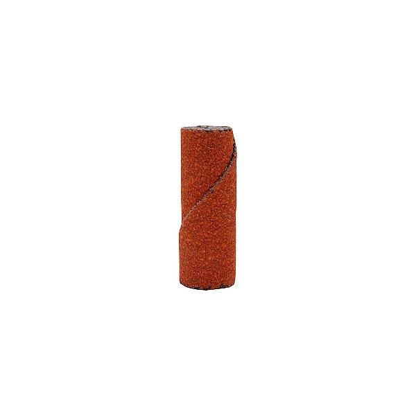 Pacote com 20 Rolo Cartucho de Lixa R920 Grão 80 12,7 x 38 x 3 mm