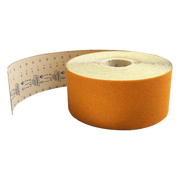Pacote com 1 Rolo de Lixa Adalox Pano K131 Grão 50 Rolo 150 x 45 m