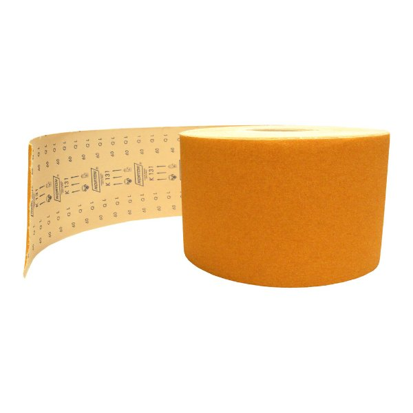 Pacote com 1 Rolo de Lixa Adalox Pano K131 Grão 60 Rolo 150 x 45 m