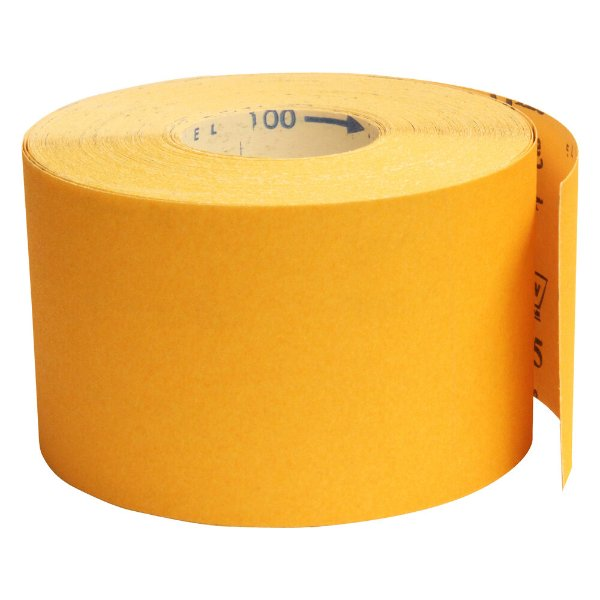 Pacote com 1 Rolo de Lixa Adalox Papel G125 Grão 100 Rolo 120 x 45 m