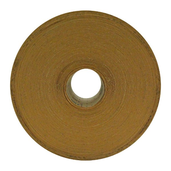 Rolo de Lixa Adalox Papel G125 Grão 100 Rolo 150 x 100 m Pacote com 1