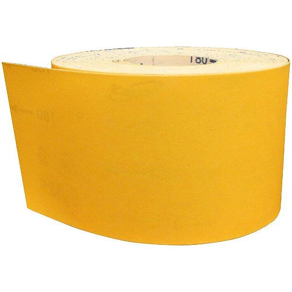 Caixa com 2 Rolo de Lixa Adalox Papel G125 Grão 220 Rolo 120 x 45 m