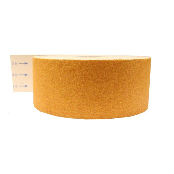 Pacote com 1 Rolo de Lixa Adalox Papel G125 Grão 36 Rolo 150 x 45 m