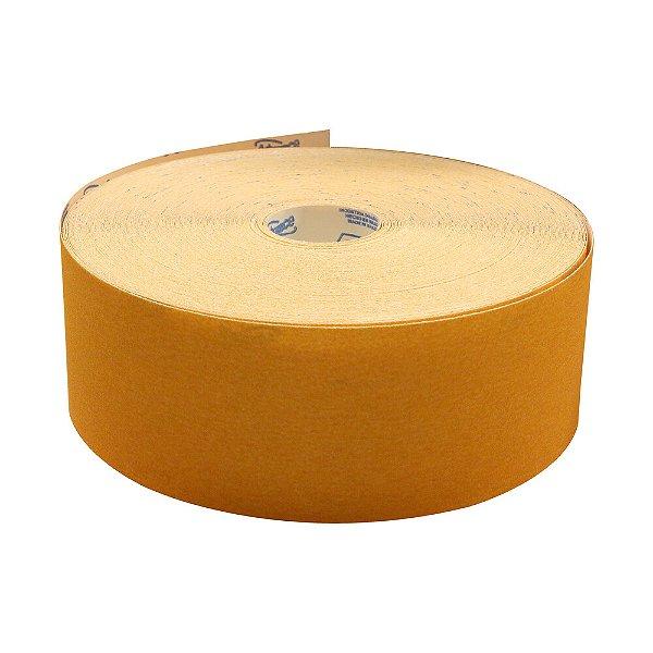 Pacote com 1 Rolo de Lixa Adalox Papel G125 Grão 60 Rolo 120 x 100 m