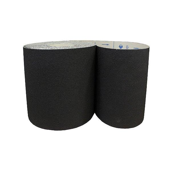 Rolo de Lixa Carbopiso CAR44 Grão 40 230 x 30 m Pacote com 1