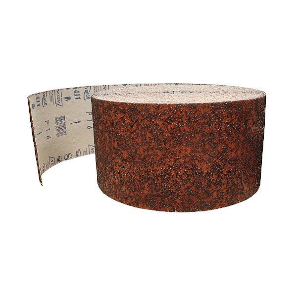 Pacote com 1 Rolo de Lixa Durite Assoalho S411 Grão 20 200 x 45 m