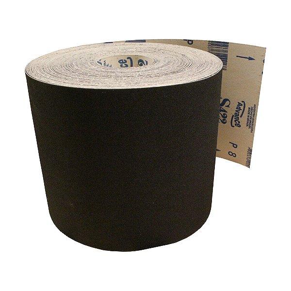 Pacote com 1 Rolo de Lixa Durite Assoalho S422 Grão 80 230 x 45 m