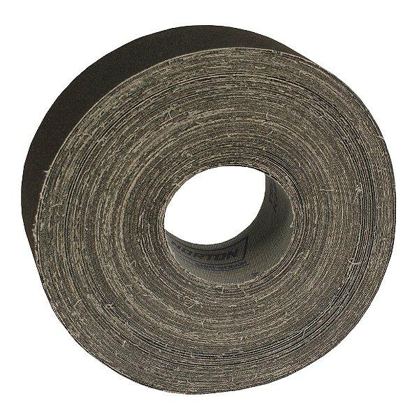 Caixa com 5 Rolo de Lixa Ferro/Metal Advance K246 Grão 100 50 x 45 m