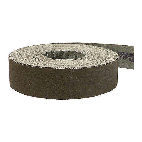 Rolo de Lixa Ferro/Metal Advance K246 Grão 180 50 x 45 m Caixa com 5