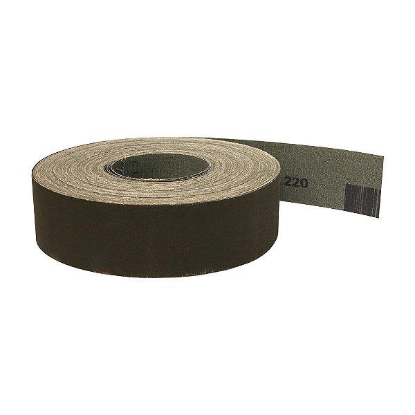 Caixa com 4 Rolo de Lixa Ferro/Metal Advance K246 Grão 220 50 x 45 m