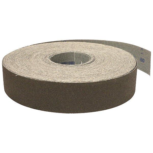 Caixa com 5 Rolo de Lixa Ferro/Metal Advance K246 Grão 60 50 x 45 m
