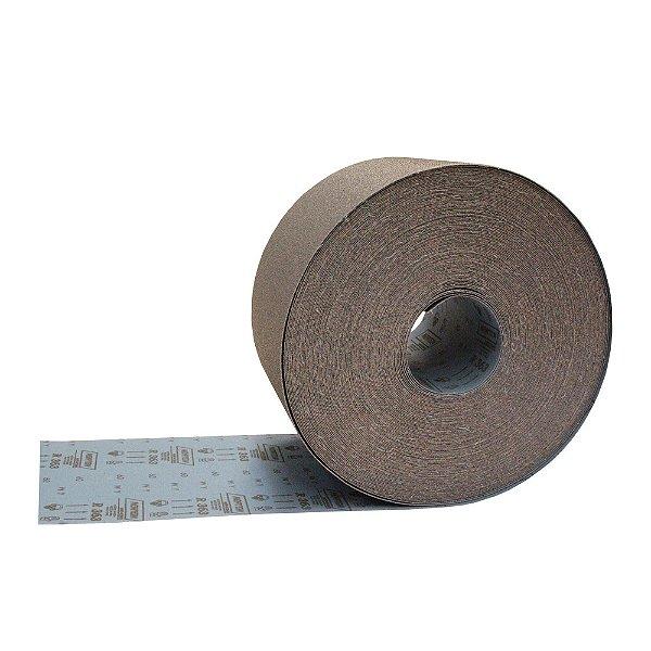 Rolo de Lixa R363 Grão 60 150 x 45 m Caixa com 2