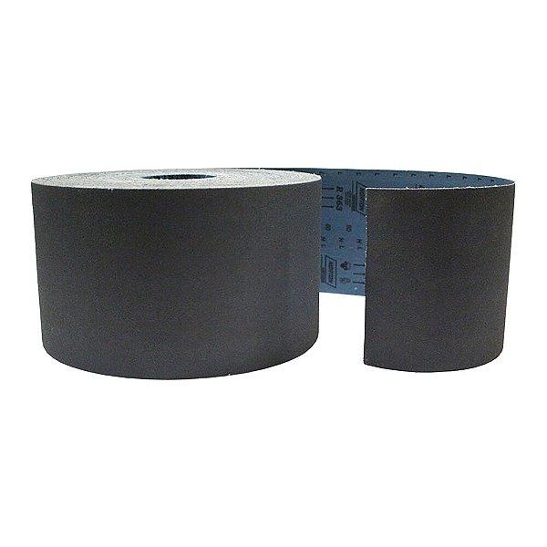 Rolo de Lixa R363 Grão 80 150 x 45 m Caixa com 2
