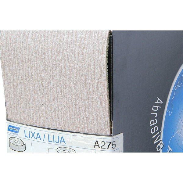 Pacote com 2 Rolo Soft Touch A275 Grão 180 115 x 25 m
