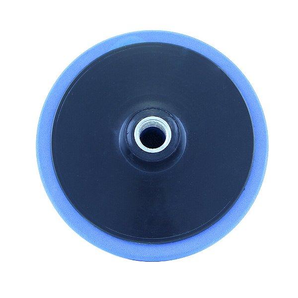 Suporte com Velcro para Boina de Perfil Baixo 127 mm sem Furo Caixa com 12