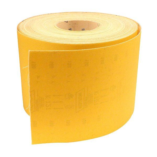 Rolo de Lixa Adalox Pano K121 Grão 150 Rolo 150 x 45 m Pacote com 1