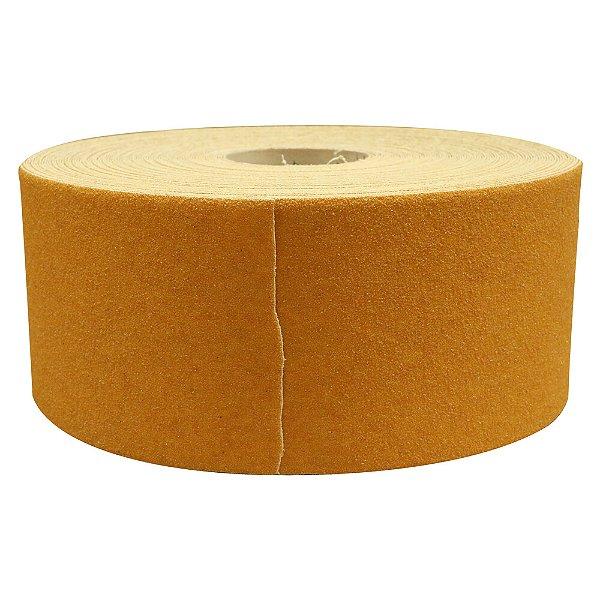 Pacote com 1 Rolo de Lixa Adalox Pano K131 Grão 40 Rolo 120 x 45 m