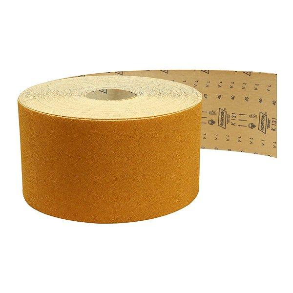 Rolo de Lixa Adalox Pano K131 Grão 40 Rolo 150 x 45 m Pacote com 1