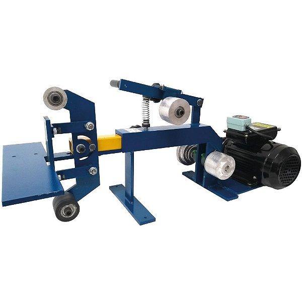 Lixadeira para Cutelaria com Motor Elétrico  - 50 x 1800 mm