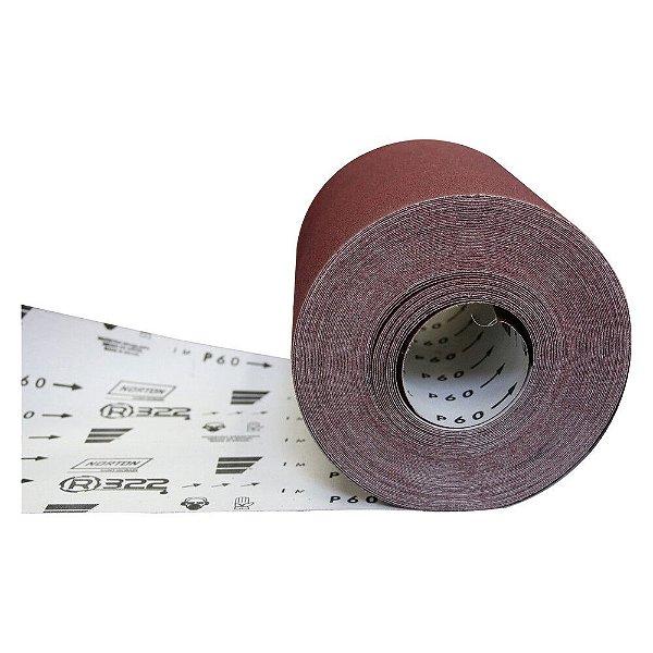 Cinta de Lixa R322 Óxido de Alumínio Especial Grão 60 - 50 x 1000 - 3 Unidades
