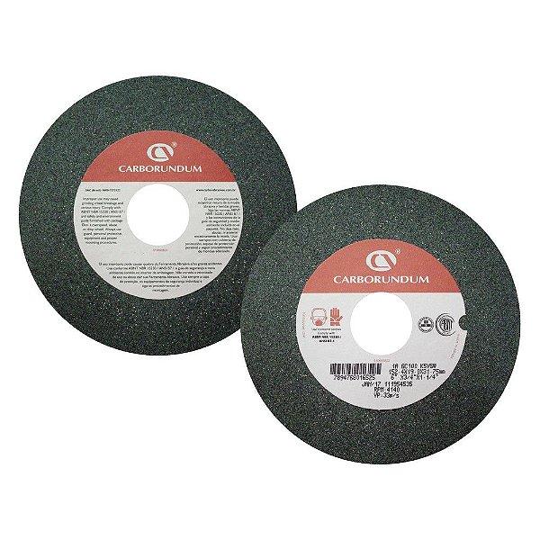 Rebolo Ferramentaria Metal Duro/Widia - Verde 1A GC220 K5VGW - 152,4 x 19 x 31,75 mm