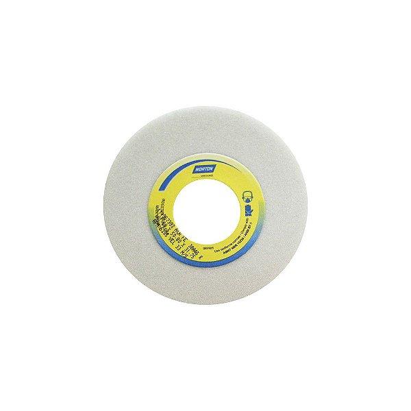 Rebolo Afiação e Retíficação Óxido de Alumínio Branco Copo Reto 101,6 x 50,8 x 31,75 mm ACR FE 38A46K