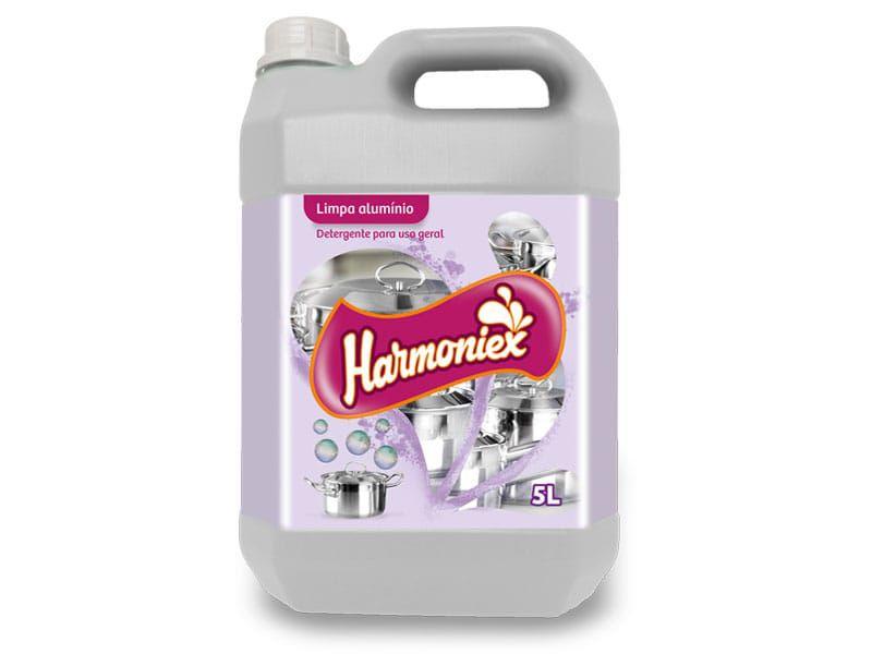 Limpa Aluminio 5 Litros Harmoniex