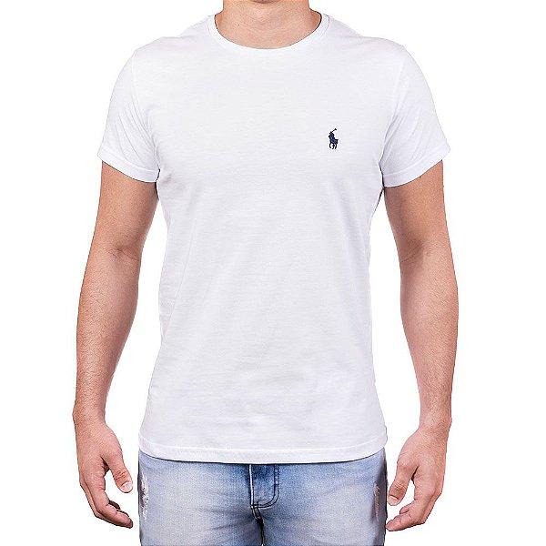 Camisetas Masculinas - Da Polo Branca