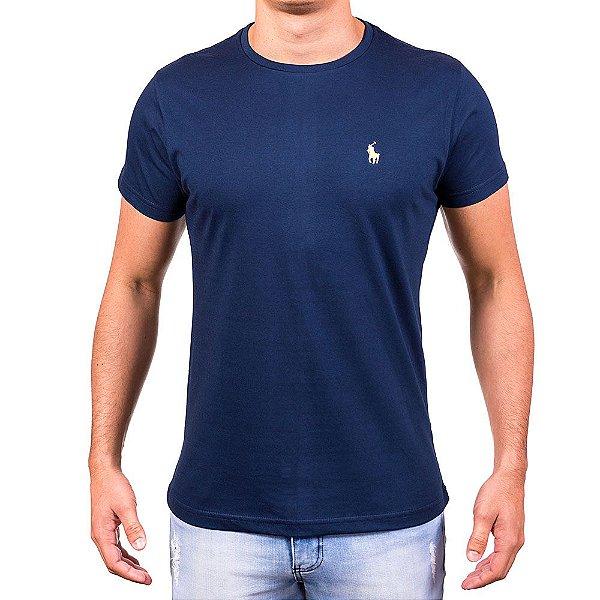 Camisetas Masculinas - Da Polo Azul