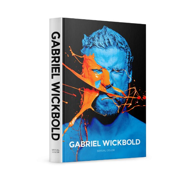 Livro Gabriel Wickbold - Sexual Colors