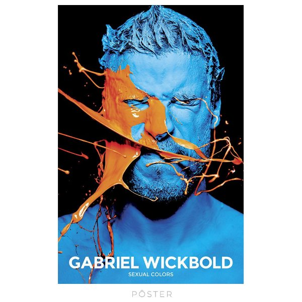 Pôster Gabriel Wickbold - Sexual Colors