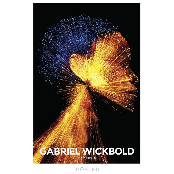 Pôster Gabriel Wickbold - I am Light